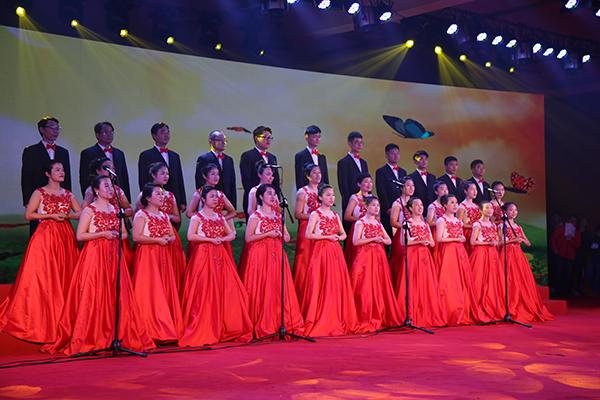 机械技术学院大合唱《共筑中国梦》